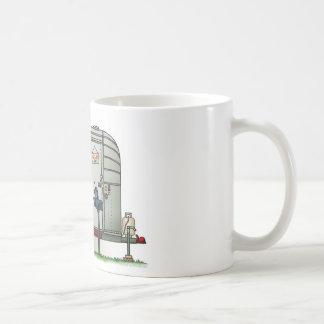 Avion Camper Trailer Mug