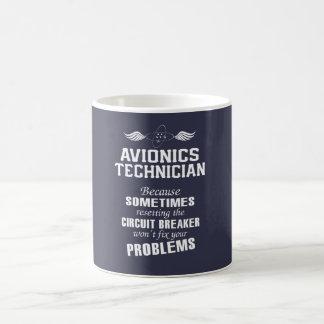 Avionics Technician Coffee Mug