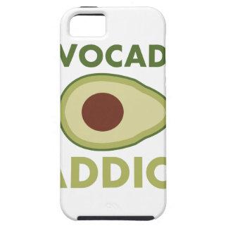 Avocado Addict Tough iPhone 5 Case