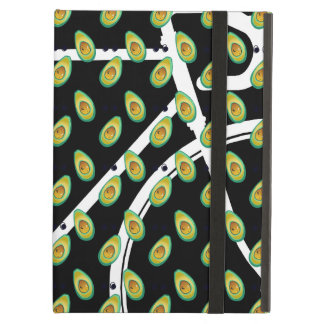 Avocado Cycle Love Hipster  iPad Case