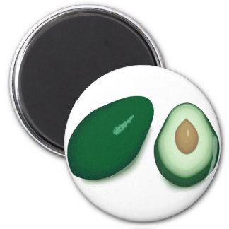 Avocado Drawing Magnet