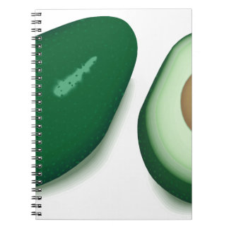 Avocado Drawing Notebooks