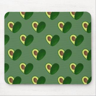 Avocado Love Mouse Pad
