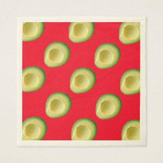 Avocado Mania 4Emma Paper Napkin