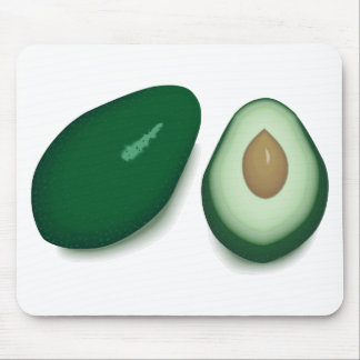 Avocado Mouse Pad