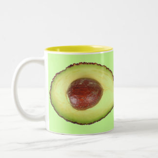 Avocado mug