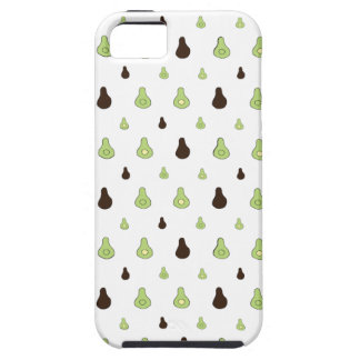 Avocado Pattern iPhone 5 Cover