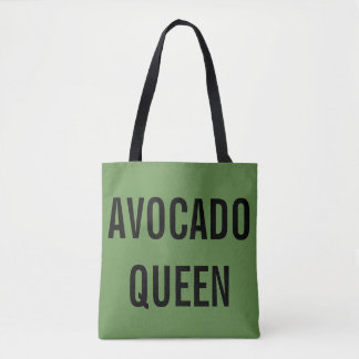 Avocado Queen Bag