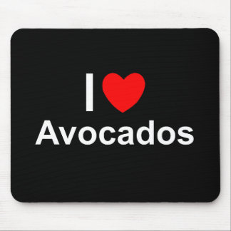 Avocados Mouse Pad