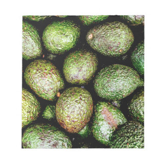 Avocados Notepad