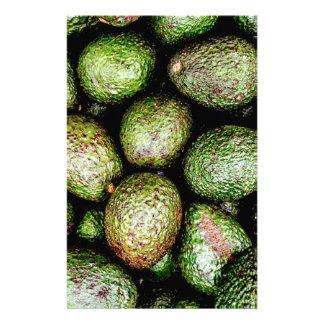 Avocados Stationery