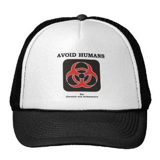 AVOID HUMANS SCI-FI FAN CLUB HAT
