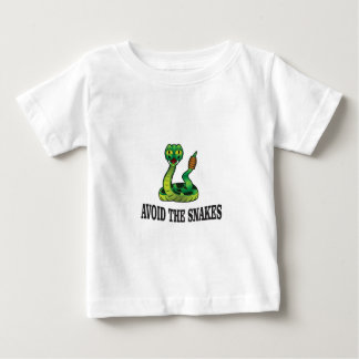 avoid the snakes baby T-Shirt