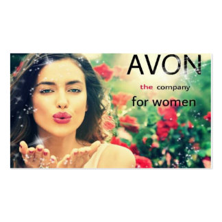 AVON., calling card Pack Of Standard Business Cards