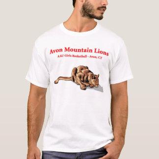 Avon Mountain Lions - AAU Shirt