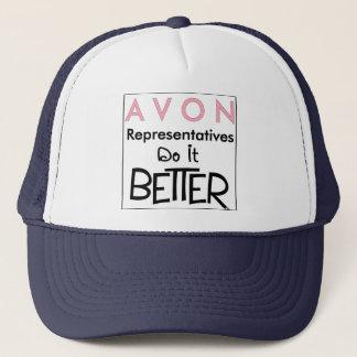 Avon Representatives do it BETTER Cap