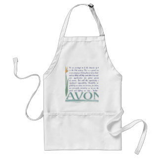 Avon Values & more Standard Apron