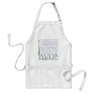 Avon Values & more Standard Apron