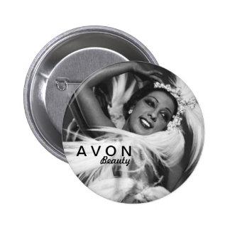 AVON vintage looking button
