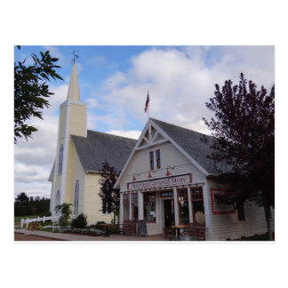Avonlea Village Postcard