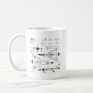 Avro Arrow Coffee Mug