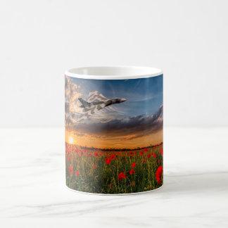 Avro Vulcan Bomber Coffee Mug