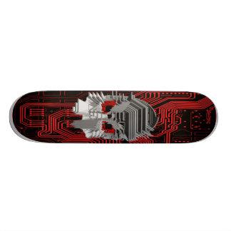 AW177 Circuit Death Skateboard