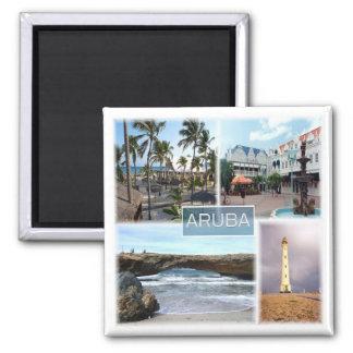 AW * Aruba Magnet