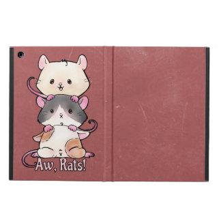 Aw, Rats! iPad Air Case