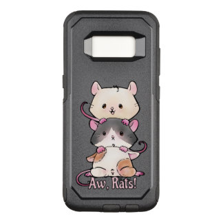 Aw, Rats! OtterBox Commuter Samsung Galaxy S8 Case