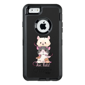 Aw, Rats! OtterBox Defender iPhone Case