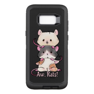 Aw, Rats! OtterBox Defender Samsung Galaxy S8+ Case