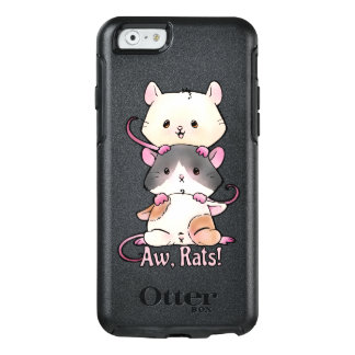 Aw, Rats! OtterBox iPhone 6/6s Case