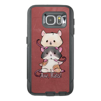 Aw, Rats! OtterBox Samsung Galaxy S6 Case