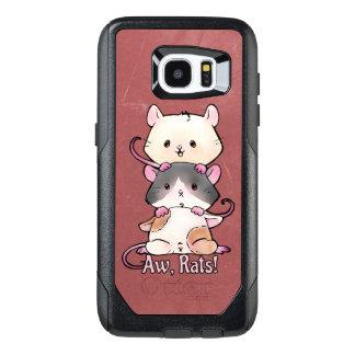 Aw, Rats! OtterBox Samsung Galaxy S7 Edge Case