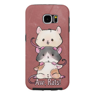 Aw, Rats! Samsung Galaxy S6 Cases
