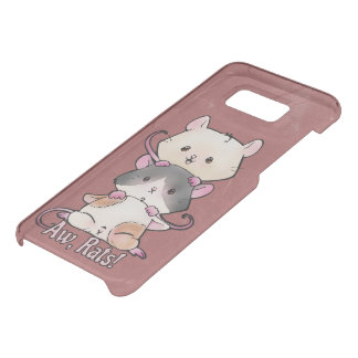 Aw, Rats! Uncommon Samsung Galaxy S8 Plus Case
