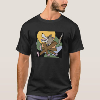 AW- Werewolf Transformation Shirt