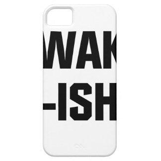 Awake-ish iPhone 5 Case