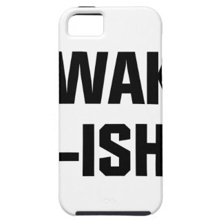 Awake-ish Tough iPhone 5 Case