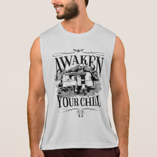Awaken Your Chill Tanktop Singlet