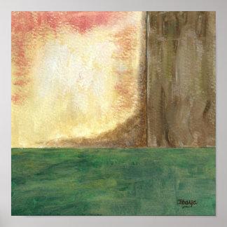 Awakening Canvas Print  From Original Painting