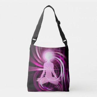 Awakening Light (wink) Crossbody Bag