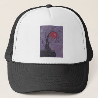 Awakening Tree Trucker Hat
