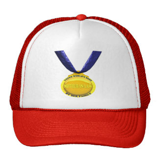 Award Winning Mother-In-Law Mothers Day Gifts Cap