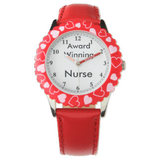 Award Winning Nurse Watch