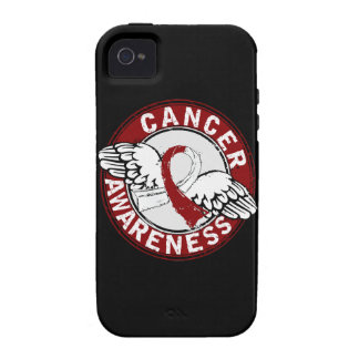 Awareness 14 Head and Neck Cancer Case-Mate iPhone 4 Cases