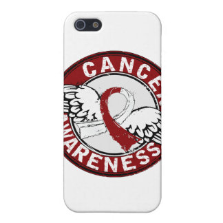 Awareness 14 Head and Neck Cancer Cover For iPhone 5