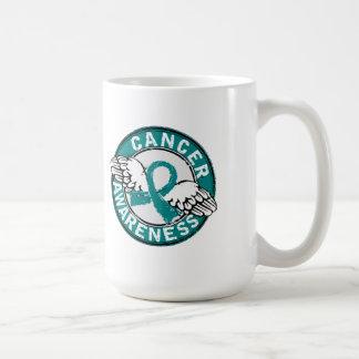 Awareness 14 Ovarian Cancer Mugs