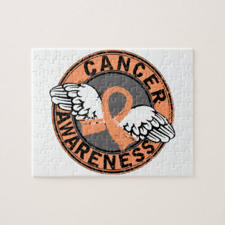 Awareness 16 Uterine Cancer Jigsaw Puzzle